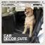 DOG Seat Protector - เบาะรองกันเปื้อนบนรถยนต์สำหรับสุนัขแสนรัก (คอกกั้นสี่เหลี่ยม ไม่สามารถแบ่งครึ่งให้คนนั่งได้ ด้านข้างเปิดซิปลงได้ 1ด้าน) thumbnail 1