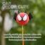 Antenna balls ลูกบอลน่ารักเสียบเสาอากาศรถยนต์ ลายการ์ตูน - SPIDERMAN DEVIL BALL thumbnail 1