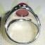 (ขายแล้วค่ะ) V001 แหวนนิกเกิล หินมอกาไนต์ (หินมงคลนำโชค)ขนาดความกว้างวง 2.30 ซม thumbnail 5