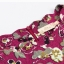 **สินค้าหมด Dress3969 ชุดเดรสแขนยาวทรงสวย ซิปหลัง งานตัดเย็บอย่างดี บุซับในทั้งชุด ผ้าอัดลายดอกไม้วินเทจโทนสีชมพูเข้ม ผ้าหนาสวยเกรดพรีเมี่ยมทรงดีดูสวยแพง thumbnail 9