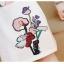 **สินค้าหมด Set_bs1544 ชุด 2 ชิ้น(เสื้อ+กระโปรง)แยกชิ้น เสื้อแขนกุดผ้าซาตินเนื้อนุ่มลายดอกไม้กราฟฟิค+กระโปรงซิปหลังผ้าเนื้อดีหนาสวยสีขาวปักลายดอกไม้ งานน่ารักดูหรูดูแพง ผ้านุ่มใส่สบาย แมทช์กันได้อย่างลงตัว ใส่เก๋ๆ ได้บ่อย thumbnail 26