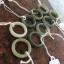 แหวนหยกพม่าแท้ไซท์เล็กพิเศษ ไซท์ 48-49 USA4-5 นื้อสวยเกรดส่งออกสีธรรมชาติ 100 % thumbnail 2