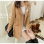 LADY COAT เสื้อโค้ทกันหนาว ทรงหวานๆ สไตล์เกาหลี พร้อมส่ง thumbnail 17
