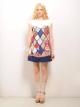เดรสสไตล์แบรนด์ BRAND : Wila AW14.. Rhombohedron Dress