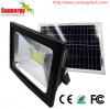 หลอดไฟ Solar flood light ขนาด 50W รุ่น STCLF-TSGS30W1