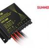 โซล่าร์ชาร์จเจอร์ไฟถนนพลังงานแสงอาทิตย์ STC-SR-DH60A -R