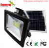 หลอดไฟ Solar flood light ขนาด 50W รุ่น STCLF-TSGS30W2