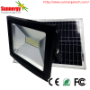 หลอดไฟ Solar flood light ขนาด 30W รุ่น STCLF-TSGS30W1