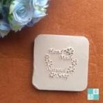 แสตมป์สบู่ ดอกไม้ Handmade Natural Soap
