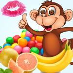 หัวน้ำหอมทำลิป monkey faris 1 oz