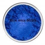 mica blue ฟ้าเข้มน้ำเงิน 30g