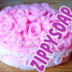 แม่พิมพ์ซิลิโคน ดอกกุหลาบ 1 ช่อง 120 g