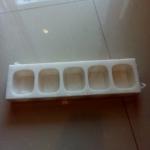 แม่พิมพ์ รูปสี่เหลี่ยม 5 หลุม (90 g)
