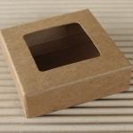 กล่องกระดาษใส่สบู่ 2.5*8*8 cm. 100 ชิ้น