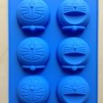 แม่พิมพ์ซิลิโคน โดเรมอน 6 ช่อง 35 - 40 g
