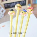 (มี 4 ลายให้เลือกค่ะ) Cute Yellow Duck Gel Pen