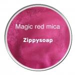 mica ชมพูแดง magic red 30g (3420)
