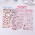 Sanrio Sticker Set #Bow : สติกเกอร์ Sanrio รุ่นโบว์