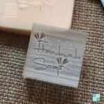 แสตมป์รูป แมลงปอ Handmade Soap