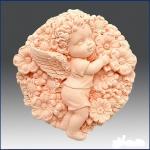 แม่พิมพ์ ซิลิโคน รูป angel 100g