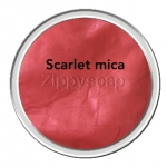 Mica แดงอมส้ม Scarlet 30g