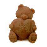 แม่พิมพ์รูปหมี 3D 60g