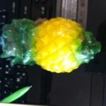แม่พิมพ์ รูปสับปะรด 5 ช่อง 120g