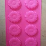 แม่พิมพ์ซิลิโคน ดอกทานตะวัน 20-25g 12 ช่อง