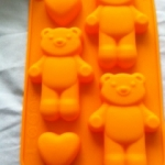 แม่พิมพ์ซิลิโคน รูปหมี