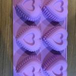 แม่พิมพ์ รูปหัวใจ 7.1x6.5x2.9 cm