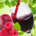 หัวน้ำหอม merlot wine ไม่เร่งเทรซ 000211