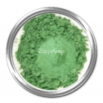 ไมก้า green mica 30g lip grade