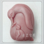 แม่พิมพ์ รูปเพนกวินป้อนอาหารลูก 85g