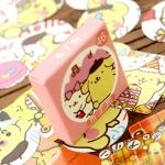 Sticker กล่อง Pompompurin (46 ชิ้น)
