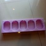 แม่พิมพ์ รูปวงรี 5 หลุม (95 g)