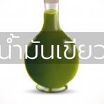 น้ำมันเขียว cajaput oil 004115