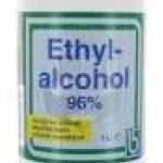 แอลกอฮอล์ DEB 95 %001057