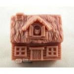แม่พิมพ์ซิลิโคน รูปบ้าน 3D 80g
