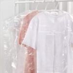 ถุงพลาสติกใสคลุมเสื้อผ้า 60x90 cm. 50 ชิ้น