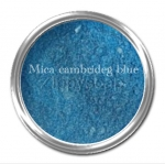 Mica สีฟ้า Cambrideg Blue 30g