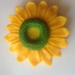 แม่พิมพ์ รูปดอกทานตะวัน 4 ช่อง 140g