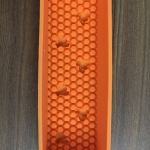 แม่พิมพ์ซิลิโคน loaf รังผึ้ง 6.5*26*6cm