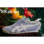 *พร้อมส่ง*รองเท้าแฟชั่น onitsaka ผ้าใบ # Minrorr Size 36-45