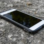 เคส Xperia X ของ DEVILCASE Aluminum Bumper Case – สีดำ