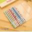 (มีหลายลายให้เลือกค่ะ) Happy Day ปากกาหมึกเจล เซ็ต 10แท่ง 10สี พร้อมกล่องใส thumbnail 14
