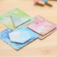 (Set 4 ชิ้น) Colorful Marble Post-it thumbnail 6