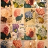 กระดาษเดคูพาจ ปริ้นบาง 14gram A4 ดอกไม้