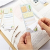 (มีหลายลายให้เลือก) The Cactus Sticky Note & Checklist