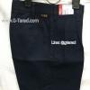 กางเกงนักเรียนตราสมอ สีกรมท่า (กรมเข้ม)