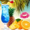 หัวน้ำหอมทำลิป Tropical paradise 1 oz